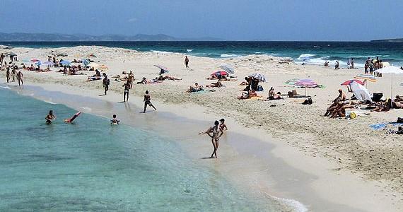 Playa Trucadors Ses Illetes