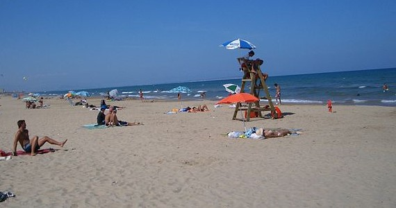 Playa de Guardamar