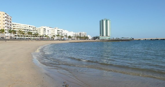 Playa del Reducto