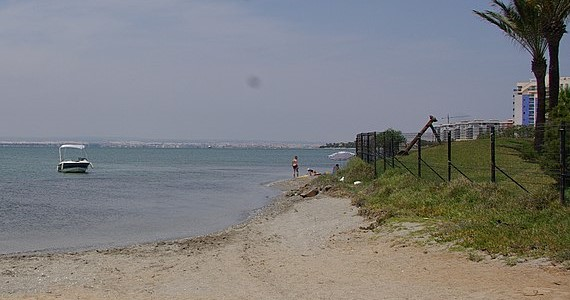 Playas de La Manga del Mar Menor
